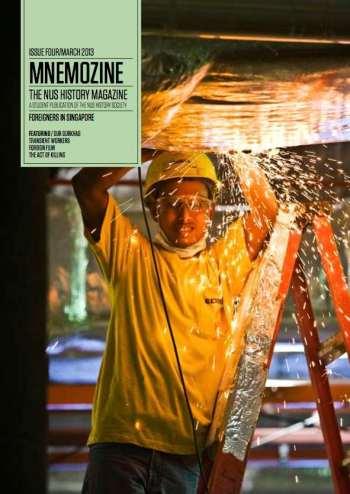 Mnemozine Issue 4, April 2013 LOWRES