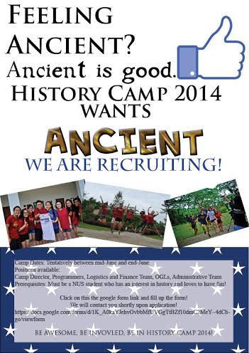 History Camp 2014