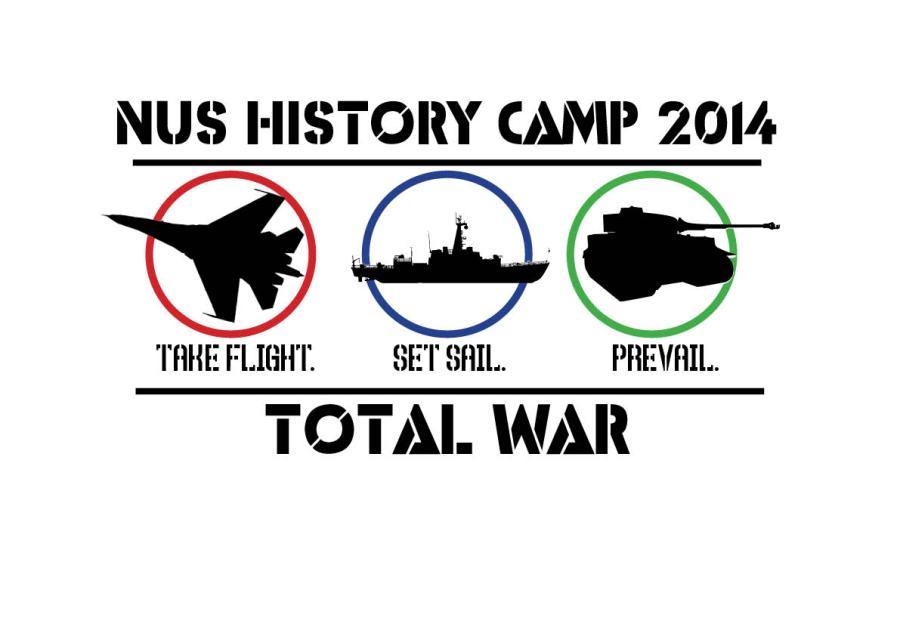 NUS History Camp 2014